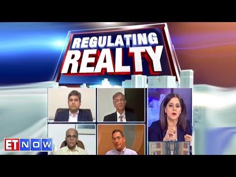 Regulating Realty   RERA Act 2017