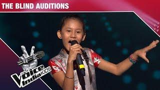Manashi Performs On Jhoom Jhoom Jhoom Baba | The Voice India Kids | Episode 1