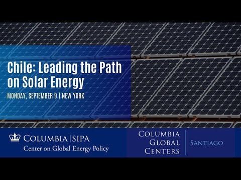 Chile: Leading the Path on Solar Energy