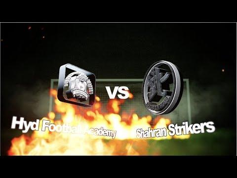 Hyderabad Football Academy Vs Shahran Strikers || 9-Dec-2017 || HFL Season 3 || Isports Star