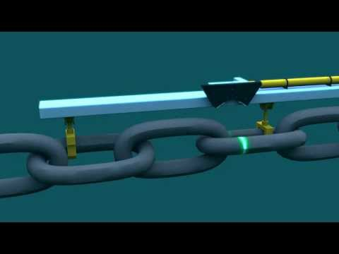 3D animation for Laser Imaging Scanner (oil and gas industry)