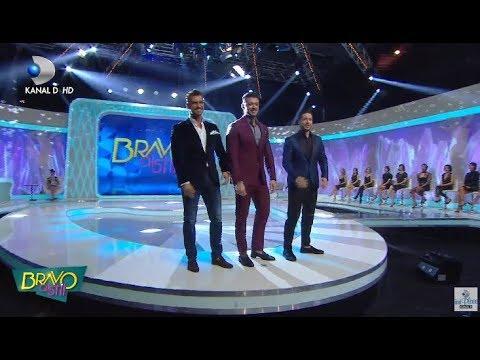Bravo, ai stil! (23.09.2017) -Slav, George si Vladau au intrat in platoul