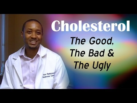The High Cholesterol Levels: Triglycerides, LDL cholesterol & HDL