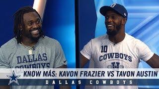 Know Más: Kavon Frazier vs Tavon Austin | Dallas Cowboys 2018