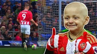 10 Goal Thriller in Bradley Lowery Charity Match!