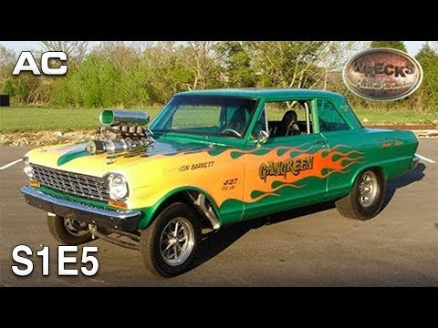 Wrecks to Riches | S01E05 | Mean Green | 1960s Chevy Nova