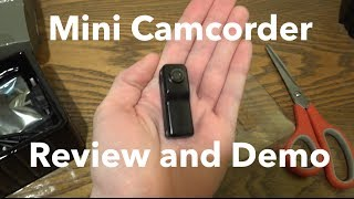 Veho MUVI Pro Micro DV Camcorder Review (VCC-003)