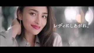 Shiseido MAQuillAGE Lipstick & Lipgloss TV Commercial