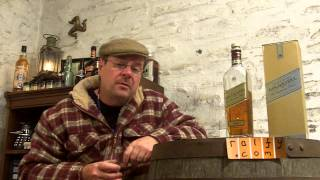 whisky review 377 - Johnnie Walker Gold Label