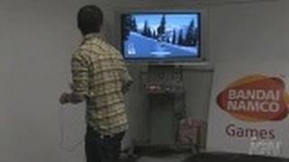 We Ski & Snowboard Nintendo Wii Gameplay - Gameplay