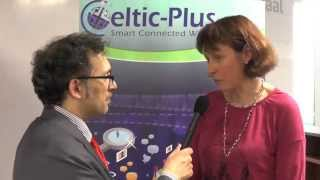 Interview with Valérie Blavette from Orange-Labs at the Celtic-Plus Event 2015