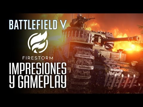 Battlefield V Firestorm: Impresiones y gameplay thumbnail
