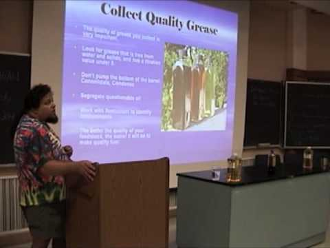 Waste Oil Collection Strategies - Steve Fugate - CBC 2008