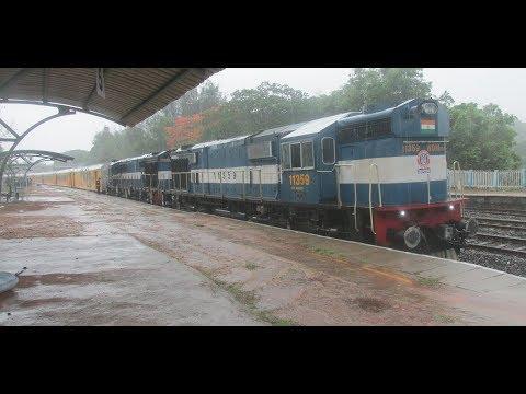 Mumbai-Goa-Mumbai TEJAS Express Full Round Trip Journey !