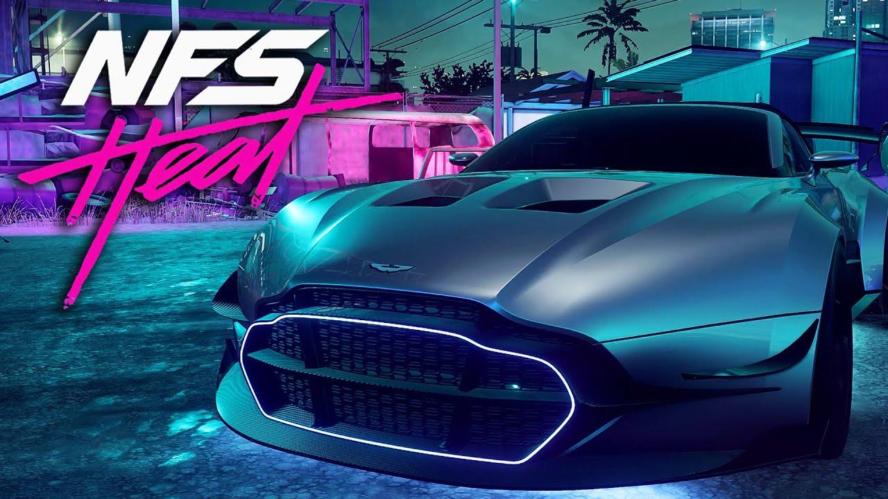 Aston Martin Db11 Volante Need For Speed Heat 1400hp Every Part Unlocked Youtube