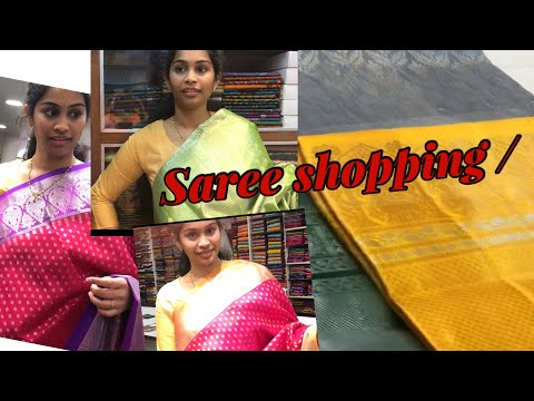 Saree shopping / guntur shopping vlog/ evening vlog / DIML