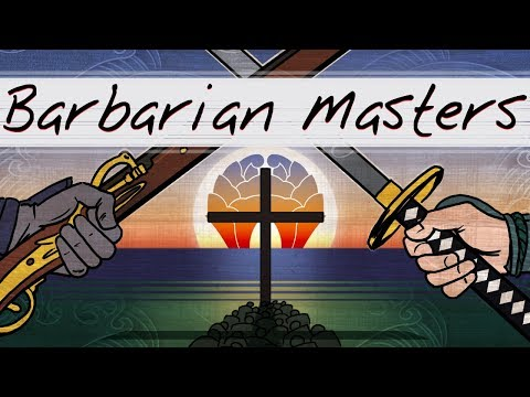Barbarian Masters #1 | The King of Bungo | Total War Shogun 2 Otomo Campaign NLP