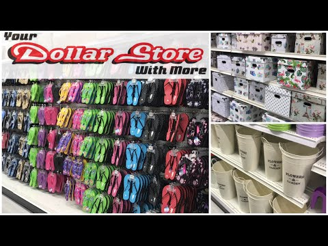 HUGE Dollar Store Full Tour (NO MUSIC)