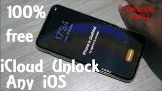 Quick Unlock Disable iPhone & iCloud Activation Lock Any iPhone/iPad Any iOS WithOut Wifi