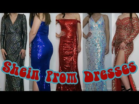 trying-on-shein-prom-dresses-|-very-honest-review