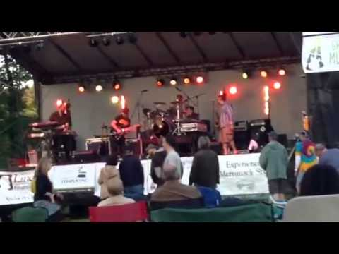 Roots of Creation @ Granite State Music Festival, Concord NH 6/21/14