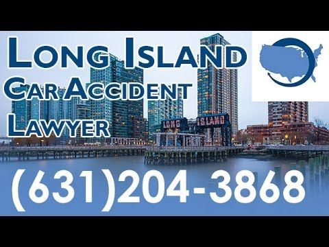 Long Island Car Accident Lawyer | 631-204-3868