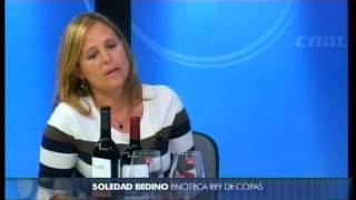 Soledad Bedino de Rey de Copas