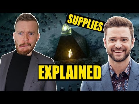 """Supplies"" Is DEFINITELY about Illuminati - NOT A JOKE! 