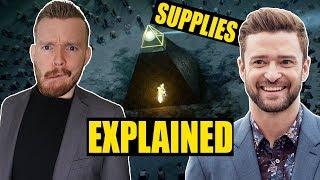 """Supplies"" Is DEFINITELY about Illuminati - NOT A JOKE! | Justin Timberlake Explained"