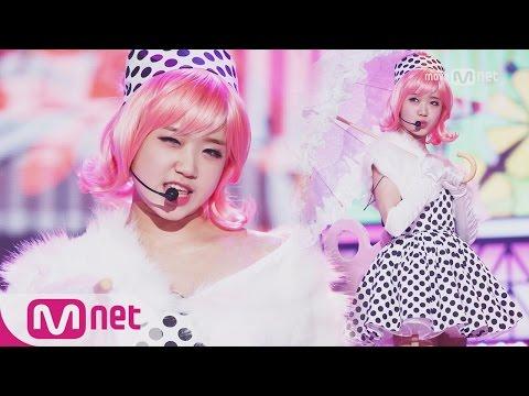 Golden Tambourine 최유정, 귀여운 바비인형 변신! 줄래~ 170126 EP.7