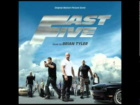 Fast Five Soundtrack - Brian Tyler - Turning Point