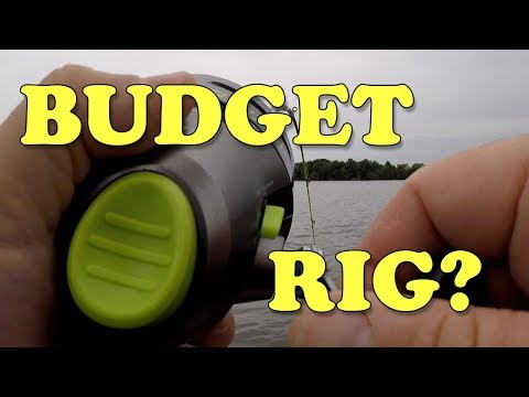 Zebco Big Cat Catfish Combo Review & Test - Good Budget Rig?
