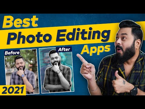 Top 5 Best Photo Editing Apps For Android ⚡ April 2021