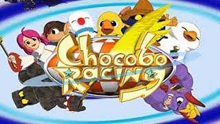 Gambar cover PS1: Chocobo Racing (HD / 60fps)