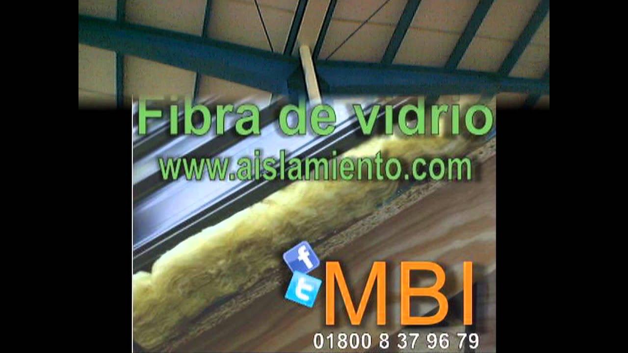Fibra de vidrio para techos youtube for Estanque fibra de vidrio