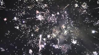 Els Banyuts de Llavaneres - Castell de focs 10è aniversari
