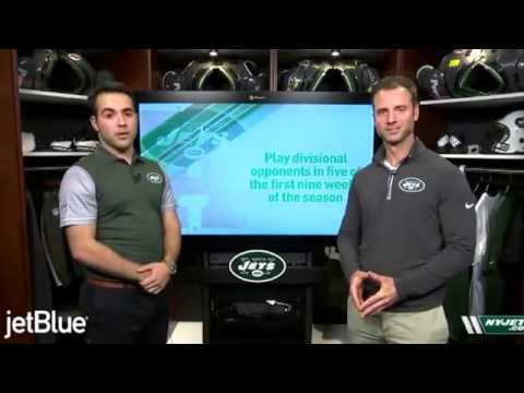New York Jets (NFL). Instant reaction from Brian Baldinger & Bob Wischusen. 2017 04 20