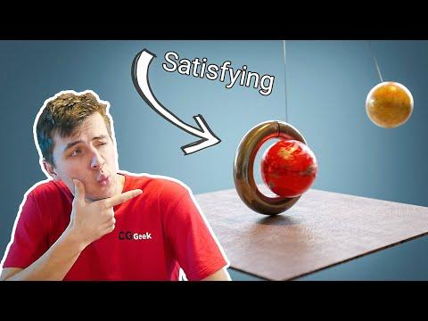 Create Ultra Satisfying Animations | Easy Blender Tutorial