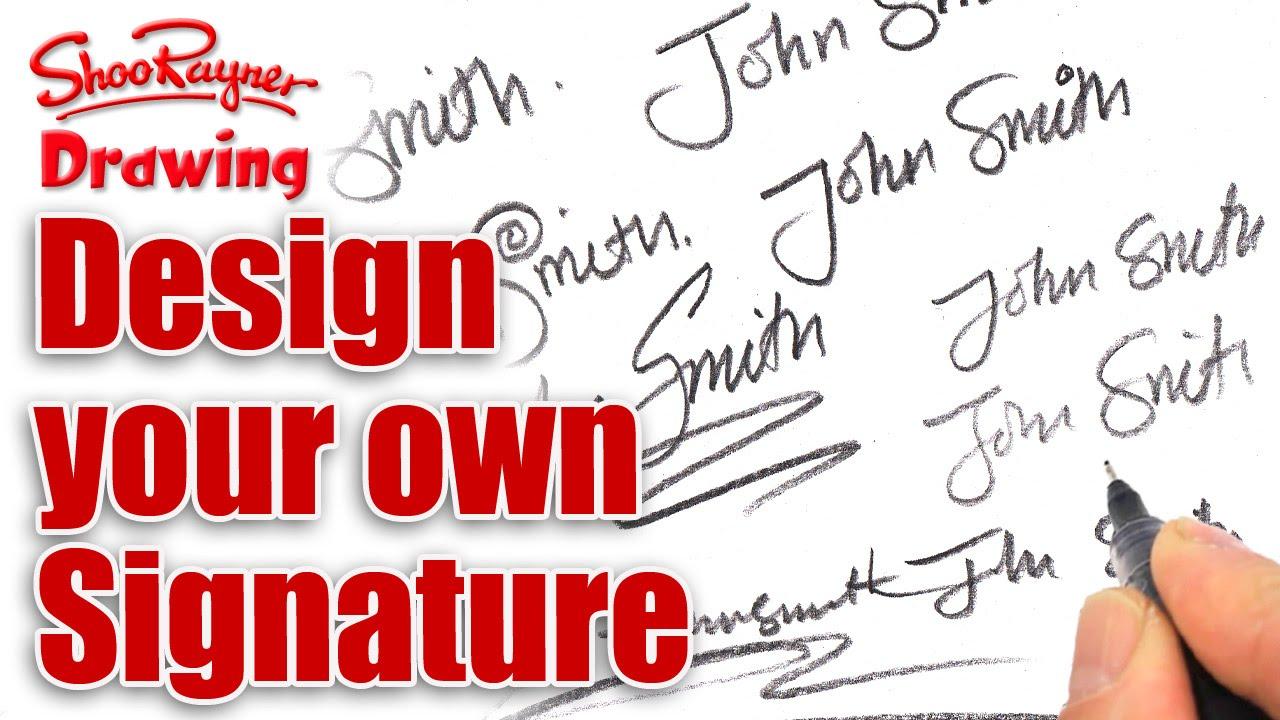 make my signature stylish online