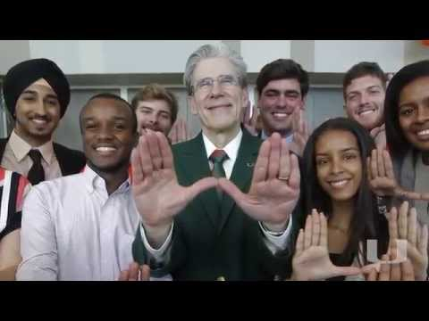 Julio Frenk and the University of Miami in The Hispanic Outlook in Higher Education Magazine