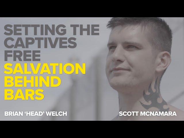 Setting the captives free - Salvation behind bars!