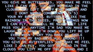 "Cymphonique-""Butterflies"" Lyrics"