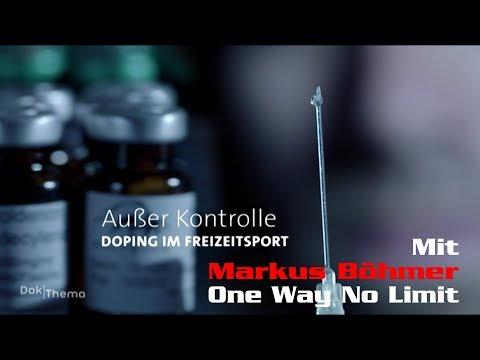 Außer Kontrolle - Doping im Freizeitsport