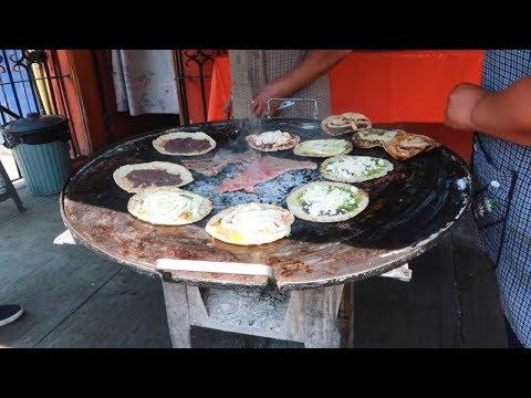 OAXACA FOOD! TOP 5 dishes you must eat in Oaxaca | Oaxaca, Mexico