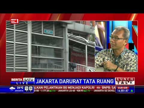 Lunch Talk: Jakarta Darurat Tata Ruang #3
