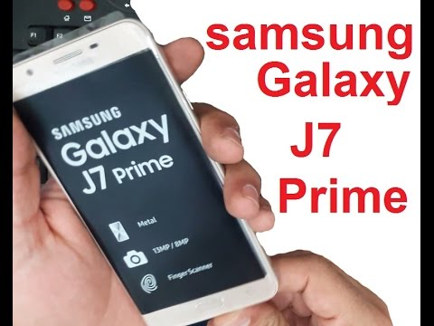 Samsung Galaxy J7 Prime - Full Review and Unboxing