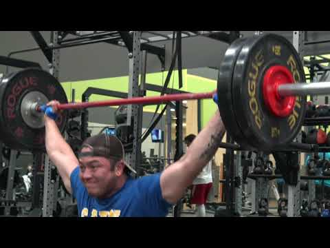 Jon North & Kyle Lee | Day 3 of Do Weightlifting 12 Week Program Cycle