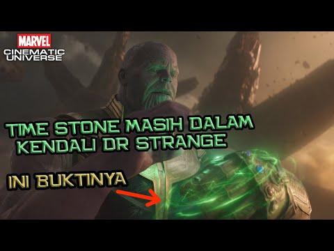 Ternyata Time Stone Masih Dalam Kendali Doctor Strange | Fan Theory Infinity War | Marvel Indonesia