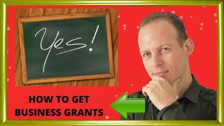 How to get small business, nonprofit, and individual grants