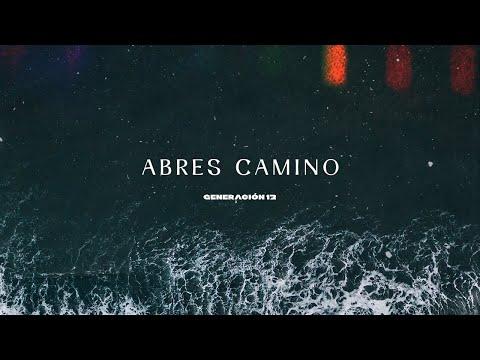 Generación 12 - Abres Camino (Instrumental) I Musica Cristiana / Milagroso (Way Maker)